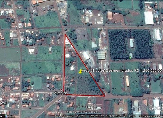 Area Comercial, Residencial e Industrial Jatái - Go