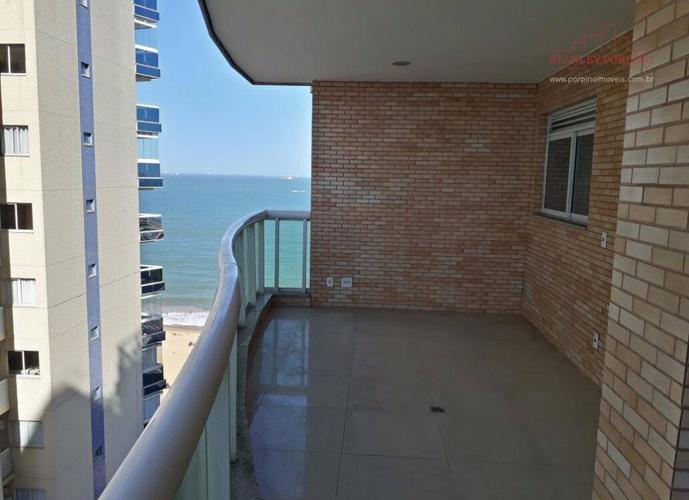 Apartamento residencial para venda e locação, Praia de Itaparica, Vila Velha.