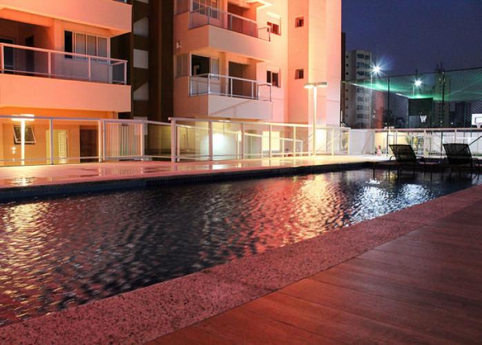 Apartamento 3 Dormitórios 80 m² Edifício Mobilità Patriani, Santo André - Santa Teresinha.