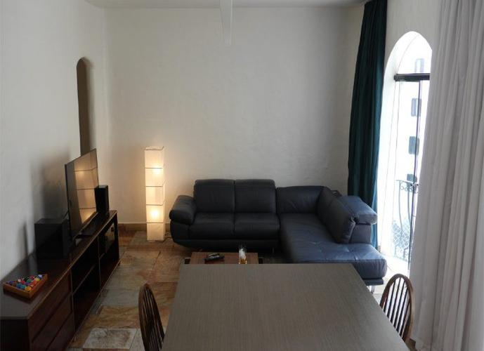Flats para locação no bairro Jardins, 2 dormitórios, 1 vaga