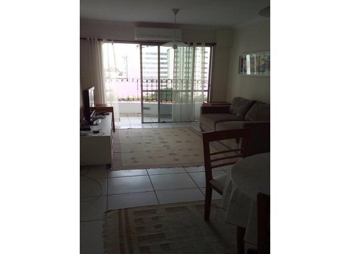 Flat em Jardins/SP de 60m² 2 quartos para locação R$ 3.900,00/mes