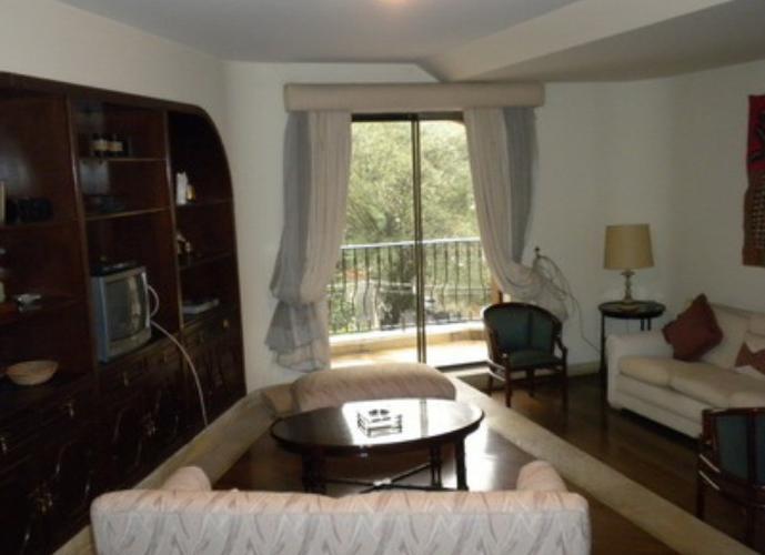 Flat em Jardins/SP de 90m² 2 quartos para locação R$ 5.300,00/mes
