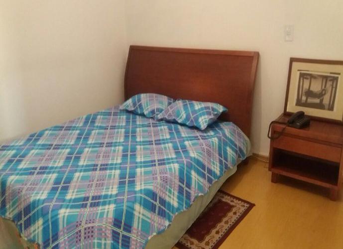 Flat em Ibirapuera/SP de 40m² 1 quartos para locação R$ 2.000,00/mes