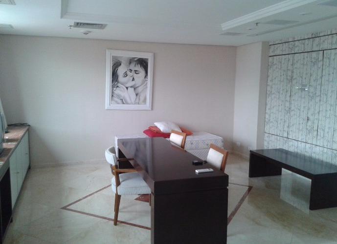 Flat em Tatuapé/SP de 30m² 2 quartos para locação R$ 3.900,00/mes