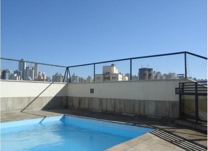 Flat em Centro/SP de 30m² 1 quartos para locação R$ 1.400,00/mes