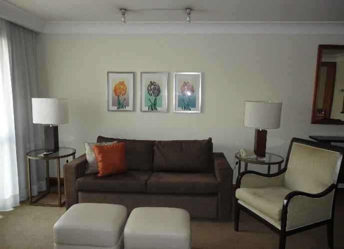 Flat em Pinheiros/SP de 60m² 1 quartos para locação R$ 9.500,00/mes