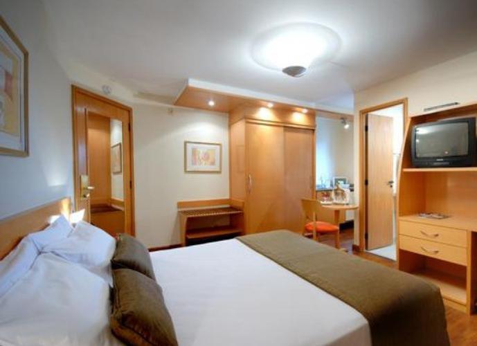Flat em Jardins/SP de 30m² 1 quartos para locação R$ 2.000,00/mes