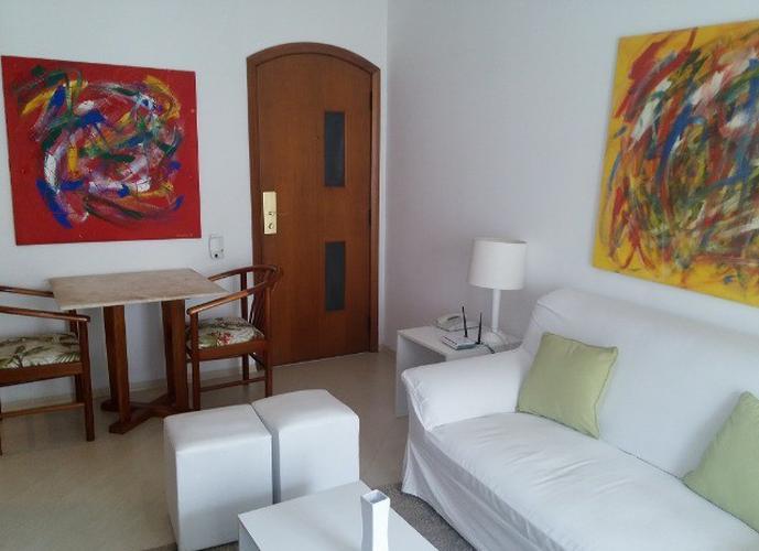 Flats para locação no bairro Jardins, 1 dormitório, 1 vaga