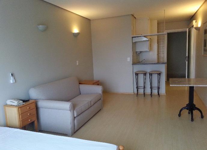 Flat em Perdizes/SP de 35m² 1 quartos para locação R$ 2.100,00/mes