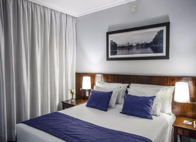 Flat em Chácara Santo Antonio/SP de 30m² 1 quartos para locação R$ 2.100,00/mes
