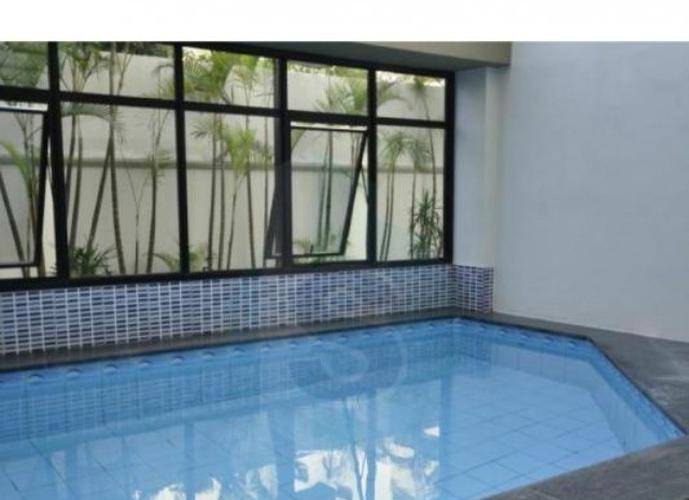 Flat em Pinheiros/SP de 45m² 2 quartos para locação R$ 4.700,00/mes