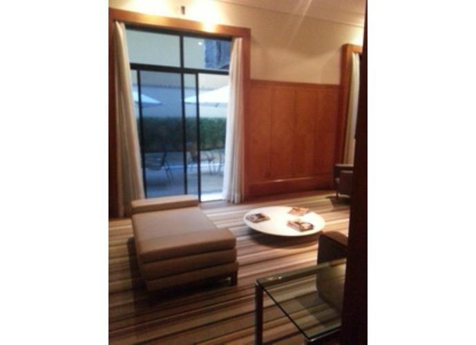 Flat em Itaim Bibi/SP de 45m² 1 quartos para locação R$ 4.400,00/mes