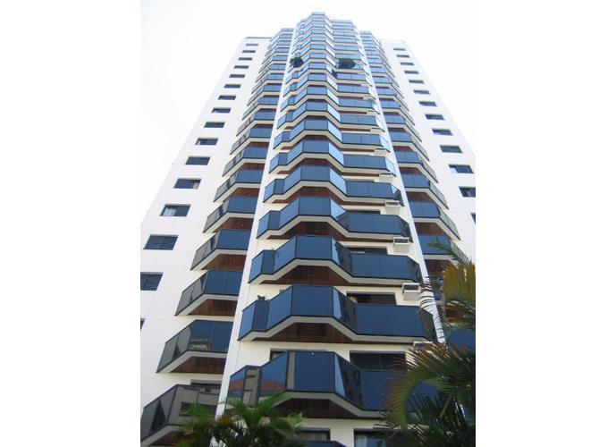 Flat em Itaim Bibi/SP de 60m² 1 quartos para locação R$ 5.400,00/mes