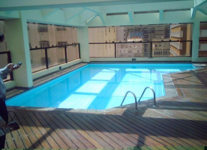 Flat em Jardins/SP de 40m² 1 quartos para locação R$ 3.900,00/mes