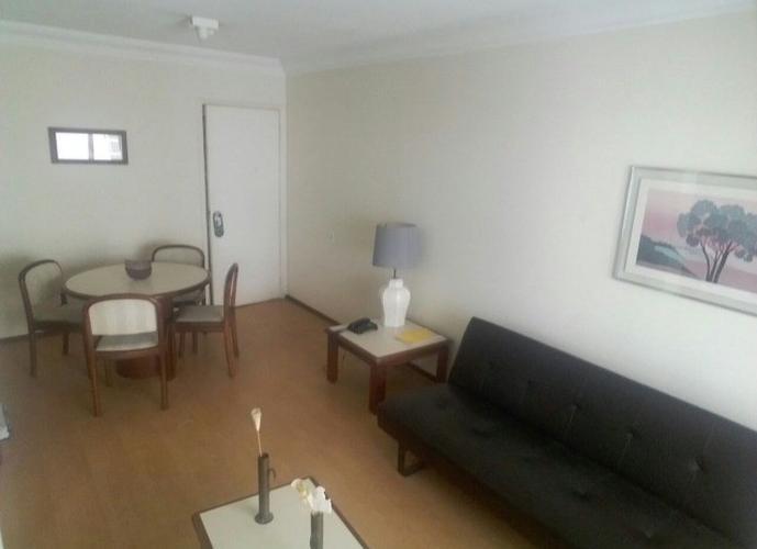 Flat em Jardins/SP de 40m² 1 quartos para locação R$ 2.900,00/mes