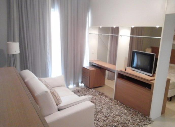Flat em Bela Vista/SP de 40m² 1 quartos para locação R$ 3.900,00/mes