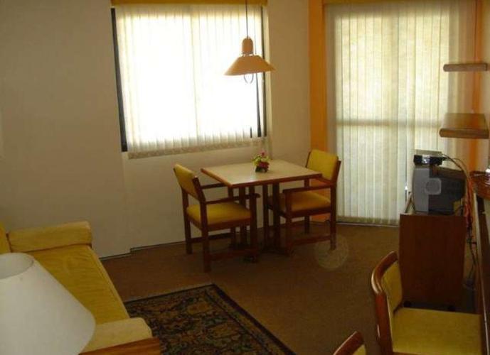 Flat em Jardins/SP de 40m² 1 quartos para locação R$ 2.000,00/mes