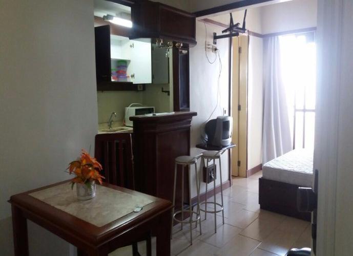 Flats para locação no bairro Campos Elisios, 1 dormitório,1 vaga