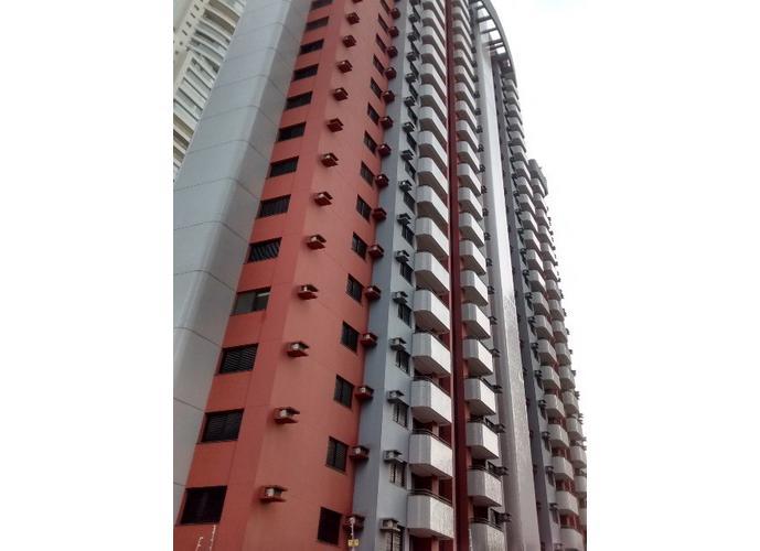 Flat em Brooklin/SP de 60m² 2 quartos para locação R$ 2.700,00/mes