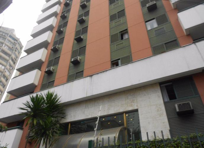 Flat em Itaim Bibi/SP de 40m² 2 quartos para locação R$ 3.400,00/mes