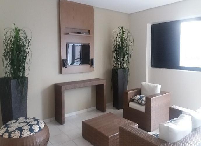 Flat em Itaim Bibi/SP de 30m² 1 quartos para locação R$ 2.900,00/mes