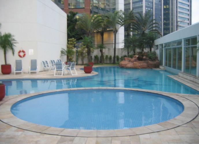 Flat em Vila Olímpia/SP de 30m² 1 quartos para locação R$ 2.300,00/mes
