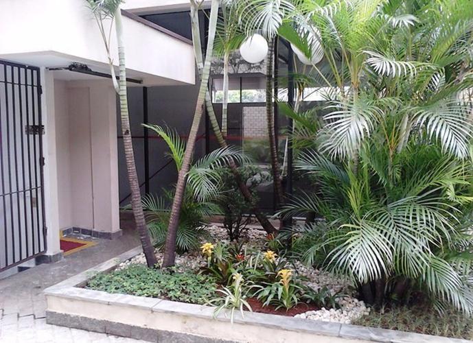 Flat em Moema/SP de 40m² 1 quartos para locação R$ 2.900,00/mes
