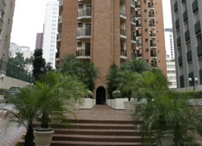 Flat em Jardins/SP de 50m² 1 quartos para locação R$ 2.100,00/mes