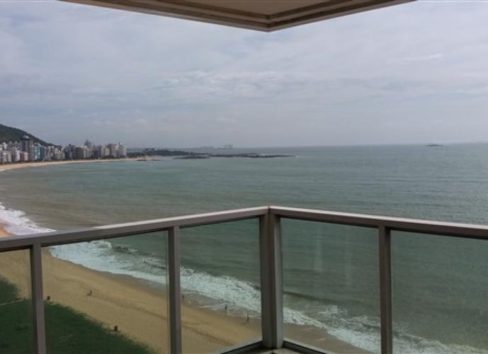 Apartamento a Venda no bairro Praia da Costa em Vila Velha - ES. 5 banheiros, 4 dormitórios, 4 suítes, 6 vagas na garagem, 1 cozinha,  área de serviço