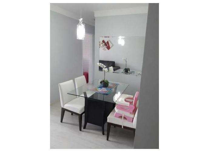 Apartamento em Jaguaré/SP de 64m² 3 quartos a venda por R$ 310.000,00