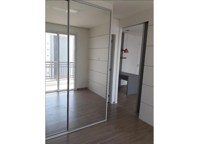 Apartamento em Vila Regente Feijó/SP de 40m² 1 quartos para locação R$ 2.200,00/mes