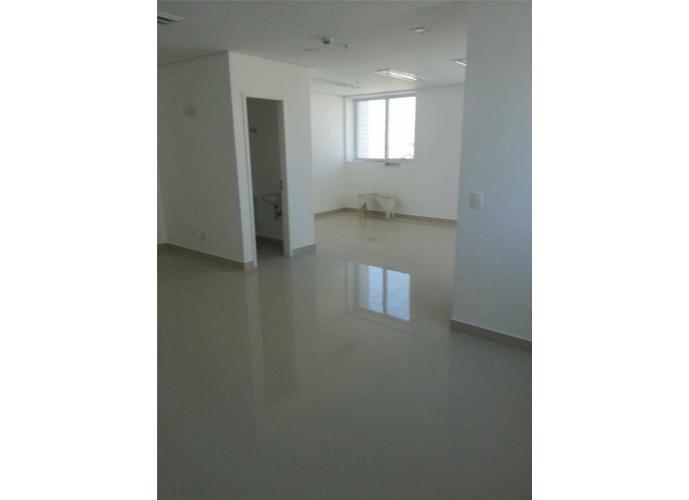 Sala em Jardim Anália Franco/SP de 52m² para locação R$ 2.200,00/mes