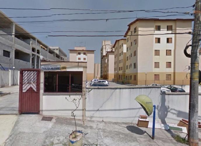 Apartamento em Núcleo Residencial Célia Mota/SP de 40m² 2 quartos a venda por R$ 201.400,00