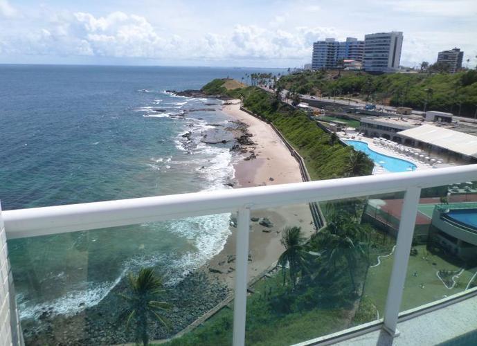 Cobertura para Locação em Salvador, Ondina, 2 dormitórios, 3 banheiros, 2 vagas