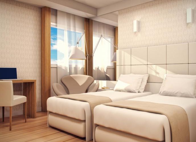 Flat em Shell/ES de 18m² 1 quartos a venda por R$ 140.000,00
