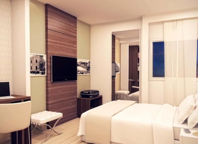 Apartamento a Venda no bairro Shell em Linhares - ES. 1 banheiro, 1 dormitório, 1 suíte, 1 vaga na garagem, 1 cozinha.