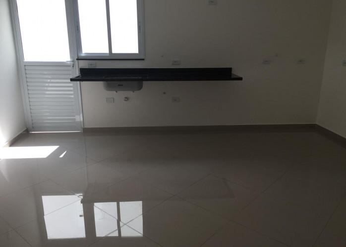 Apartamento Sem Condomínio 2 Dormitórios 60 m² na Vila Bela Vista - Santo André.