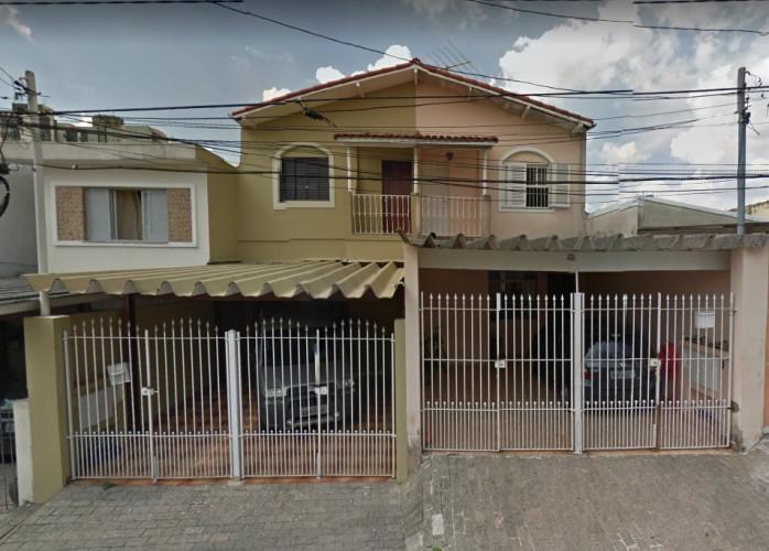 Sobrado 3 Dormitórios 178 m² na Vila Floresta - Santo André.