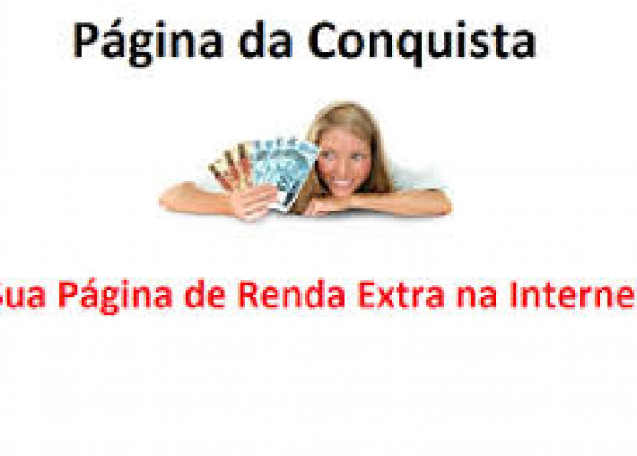PÁGINA DA CONQUISTA – LIBERDADE FINANCEIRA