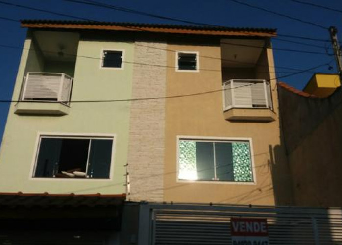 Sobrado 3 Dormitórios 146 m² em Santo André - Vila Curuçá.