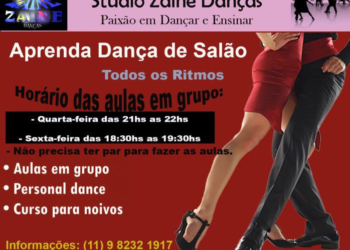 Aulas de Danças em Itu