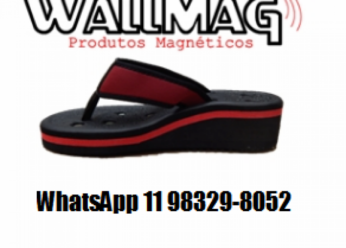 Calçados Magnéticos Masculinos e Femininos - WallMag