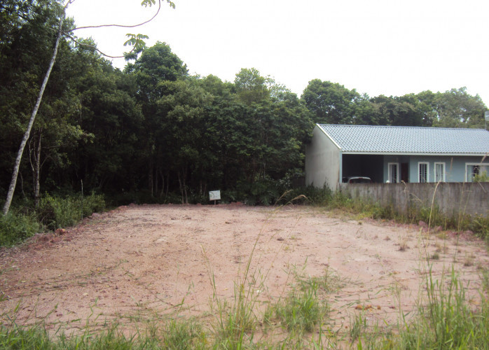 Terreno Demarcado E Aterrado - Pronto Para Construir - Itapoá