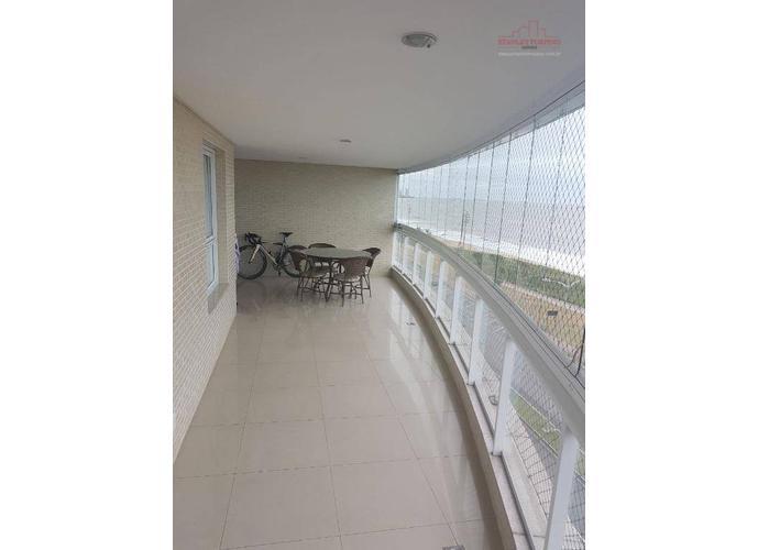 Apartamento residencial à venda, Praia de Itaparica, Vila Velha.