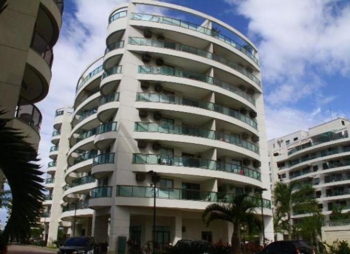 Apartamento em Recreio dos Bandeirantes/RJ de 90m² 3 quartos para locação R$ 1.900,00/mes