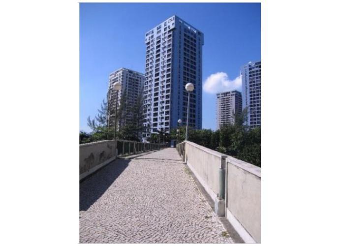 Apartamento em Barra da Tijuca/RJ de 78m² 2 quartos para locação R$ 2.500,00/mes