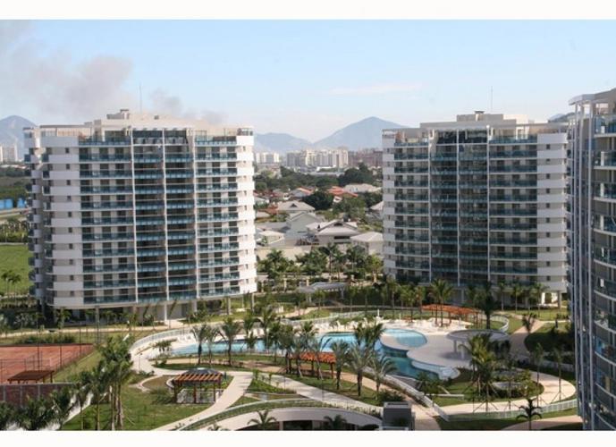 Apartamento em Barra da Tijuca/RJ de 110m² 4 quartos para locação R$ 2.800,00/mes