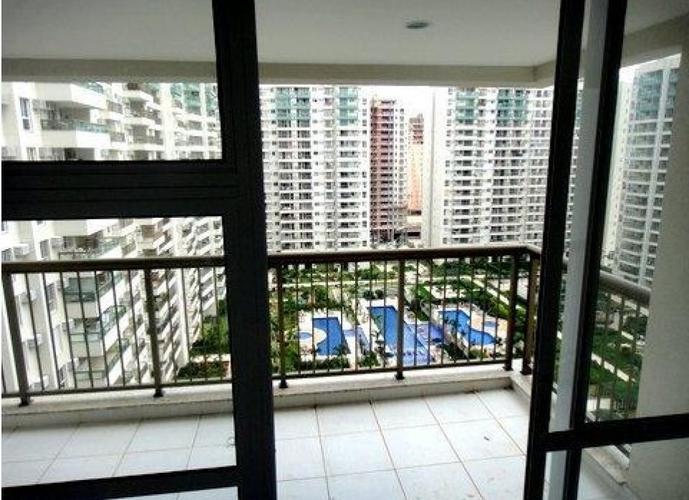 Apartamento em Jacarepaguá/RJ de 95m² 3 quartos para locação R$ 2.900,00/mes
