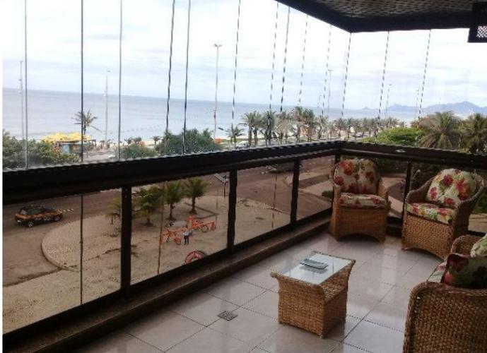 Excelente 2 Quartos Totalmente Mobiliado em frente à praia na Barra da Tijuca