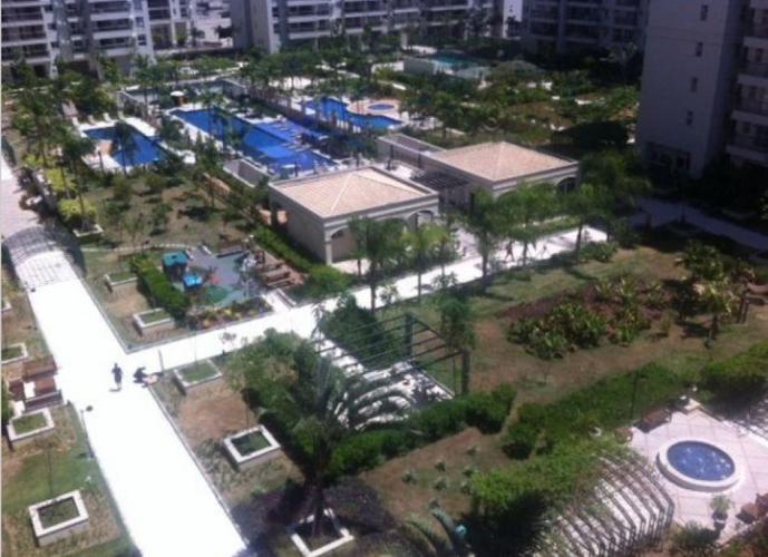 Apartamento em Jacarepaguá/RJ de 97m² 2 quartos para locação R$ 3.500,00/mes
